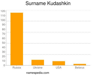 Surname Kudashkin