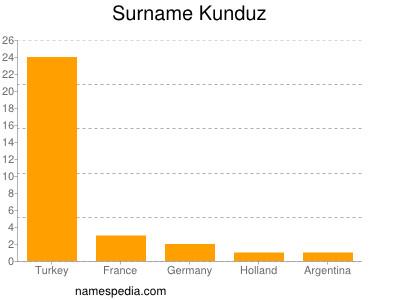 Surname Kunduz