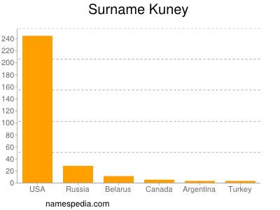 Surname Kuney