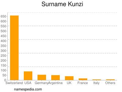 Surname Kunzi