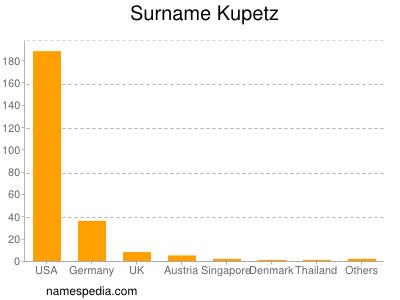 Surname Kupetz