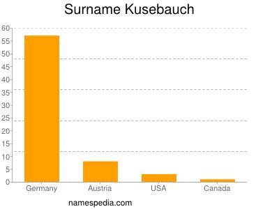 Surname Kusebauch