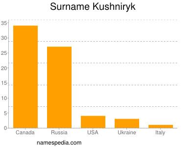 Surname Kushniryk