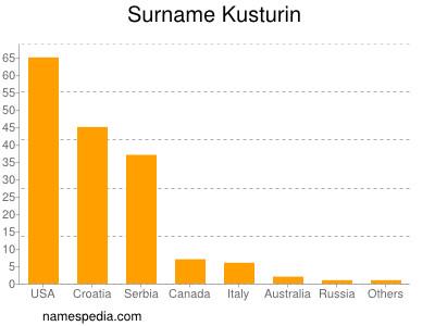 Surname Kusturin