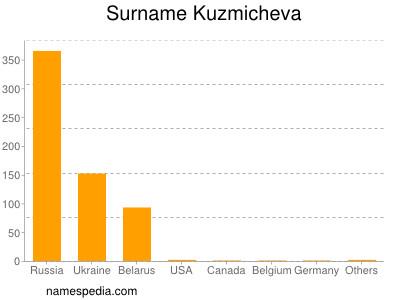 Surname Kuzmicheva