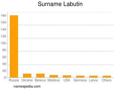 Surname Labutin