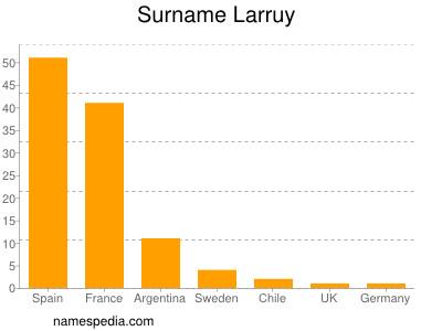 Surname Larruy