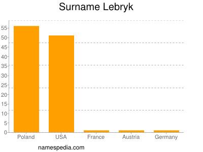 Surname Lebryk