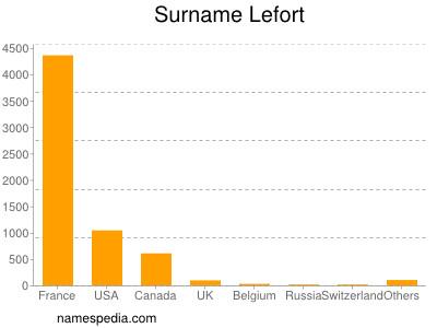 Surname Lefort