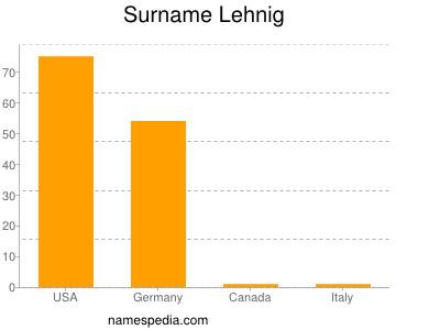 Surname Lehnig