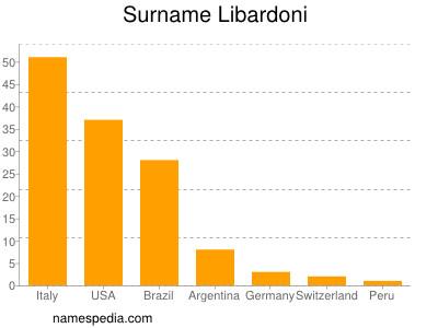 Surname Libardoni