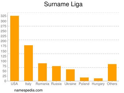 Surname Liga
