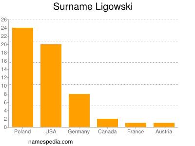 Surname Ligowski