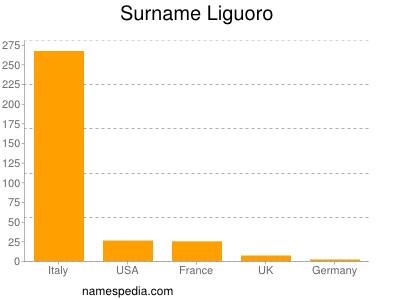 Surname Liguoro