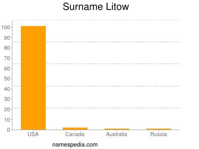 Surname Litow
