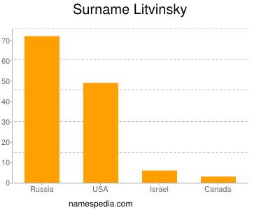 Surname Litvinsky