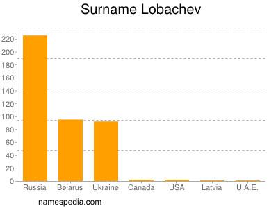 Surname Lobachev