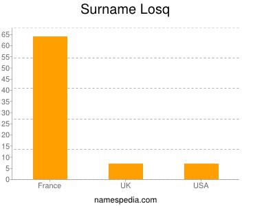 Surname Losq