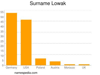 Surname Lowak
