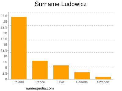 Surname Ludowicz