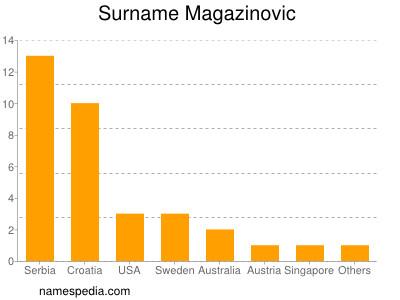 Surname Magazinovic