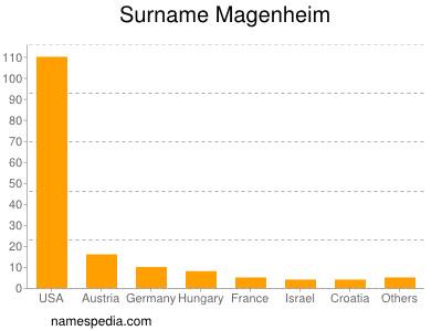 Surname Magenheim
