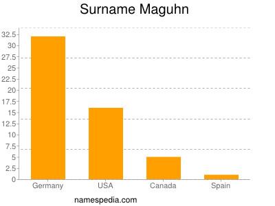 Surname Maguhn