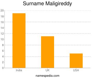 Surname Maligireddy