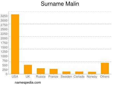 Surname Malin