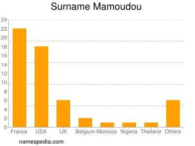 Surname Mamoudou