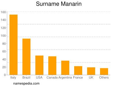 Surname Manarin