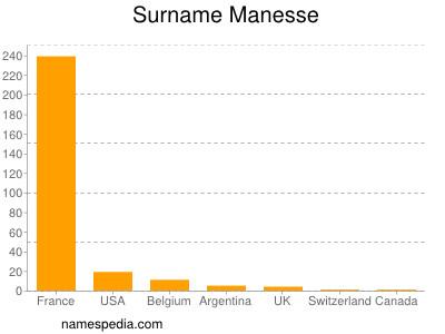 Surname Manesse