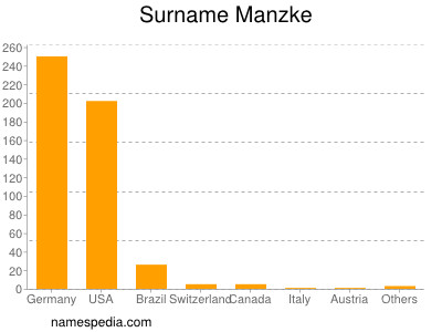 Surname Manzke