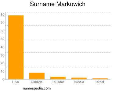 Surname Markowich