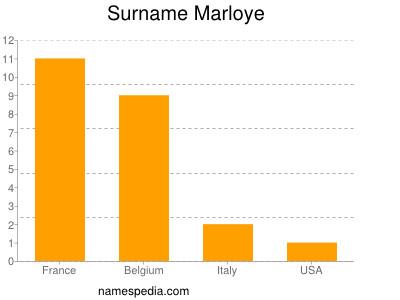 Surname Marloye