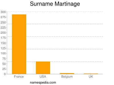 Surname Martinage