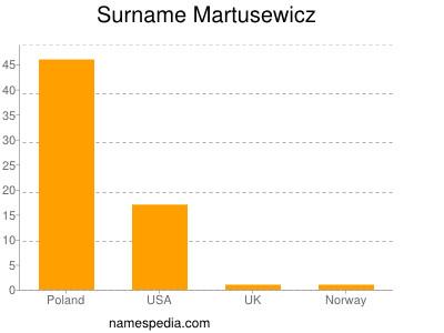 Surname Martusewicz