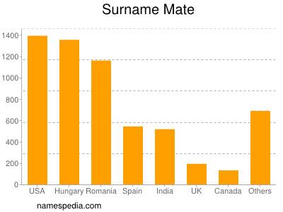Surname Mate