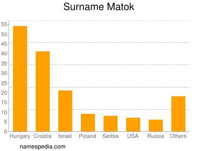 Surname Matok