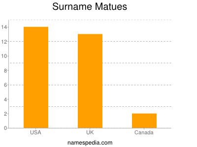 Surname Matues