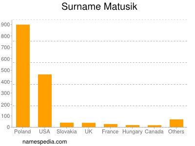 Surname Matusik