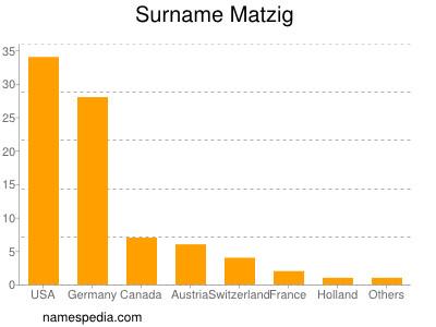 Surname Matzig
