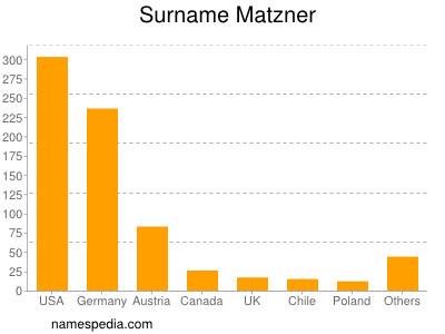 Surname Matzner