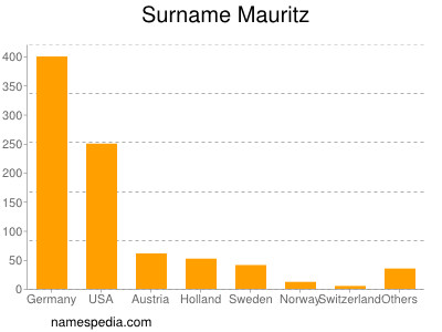 Surname Mauritz