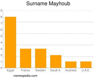 Surname Mayhoub