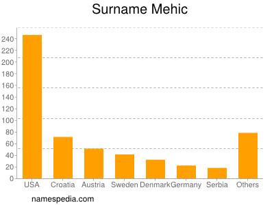 Surname Mehic