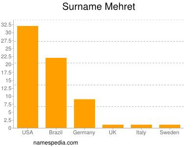 Surname Mehret