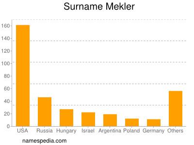 Surname Mekler