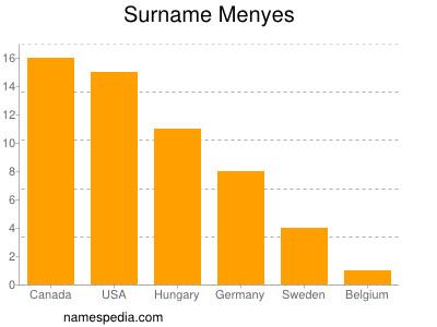 Surname Menyes