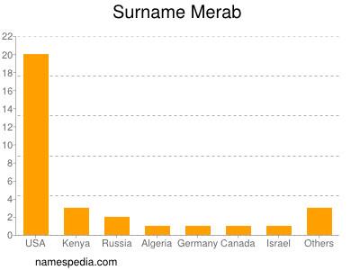 Surname Merab